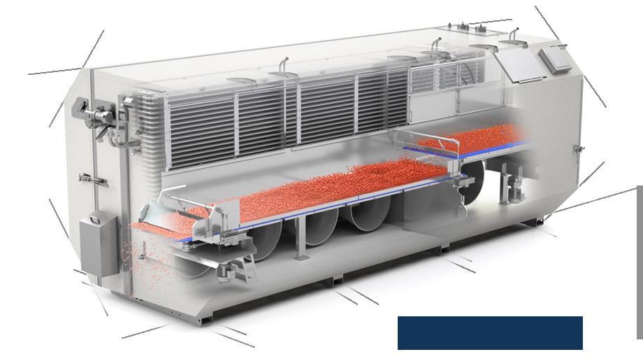 OctoFrost IQF freezer logo